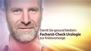 Facharzt-Check Urologie 1 (Krebsvorsorge)