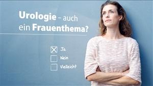 Facharzt-Check Urologie für die Frau