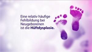Hüftdysplasie bei Neugeborenen
