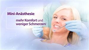 Intraligamentäre Anästhesie
