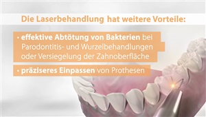 Laser-Therapie (Dental)