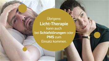 Licht-Therapie