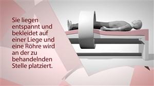 MFT / Magnetfeld-Therapie (Spule)