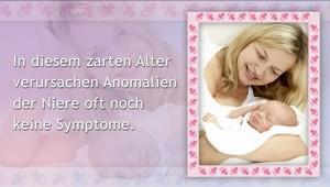 Nierenscreening Neugeborene