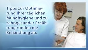 PZR / prof. Zahnreinigung (Zahnarzt)