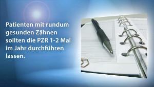 PZR / prof. Zahnreinigung (ZMP)