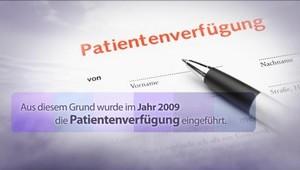 Patientenverfügung (Beratung)