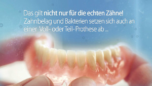 Prothesenreinigung