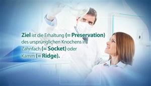 Socket- & Ridge-Preservation