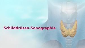 Sonographie der Schilddrüse