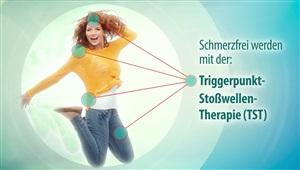 TST / Triggerpunkt-Stoßwellen-Therapie