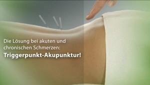 Akupunktur (Triggerpunkte)