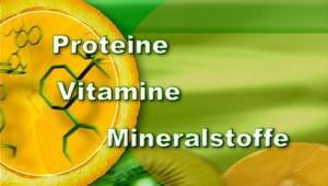 Vitamin- und Aufbaupräparate