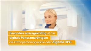 OPG / digitale Orthopantomographie