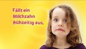 Konfektionierte Kinderzahnkronen