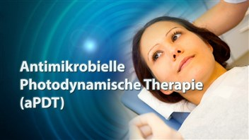 aPDT / antimikrobielle photodynamische Therapie